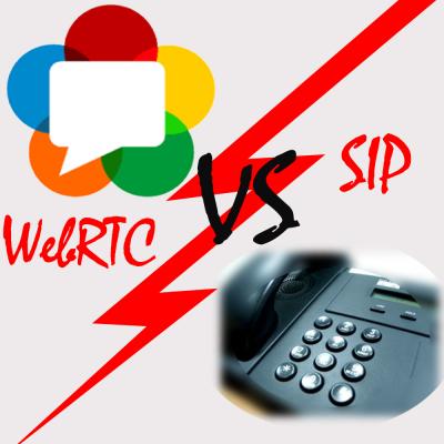 VOIP vs WebRTC