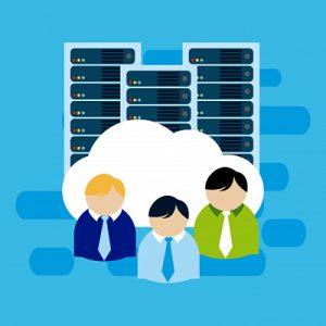 Cloud call center