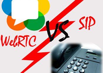 WebRTC vs. SIP: ¿cuál es la diferencia?