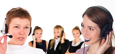 Un call center contact center para mejorar la telefonía empresarial