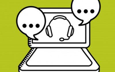Conectado en todo momento con call center online