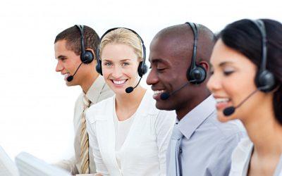¿Cuáles son las funciones de un call center?