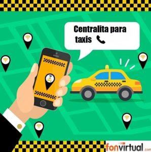 centralita para taxis