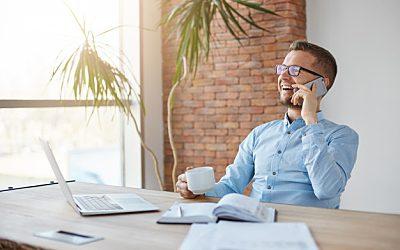 Cómo conservar tu fijo de cabecera de la empresa y pasarlo a virtual