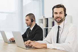 digital contact center