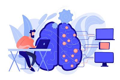 inteligencia artificial concepto