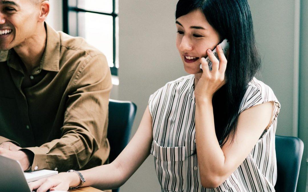 Llamadas internacionales para aumentar la actividad comercial
