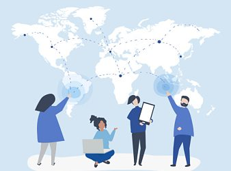 Internacionalizarse con un número de teléfono virtual internacional