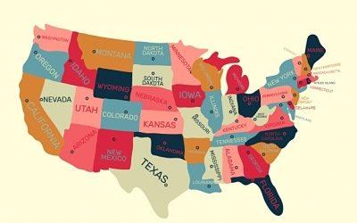Número virtual Estados Unidos.