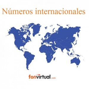 numeros internacionales