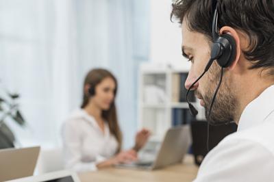 servicio al cliente call center