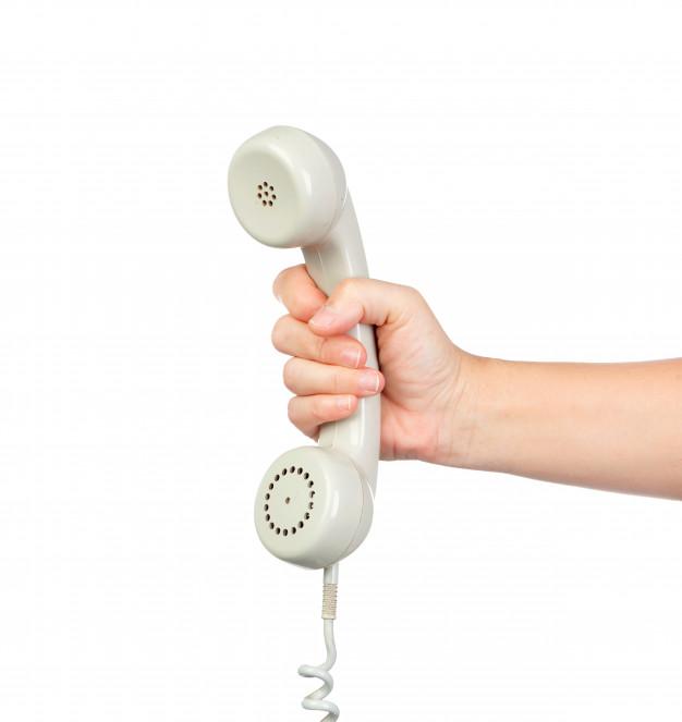 telefono-gris-vitntage