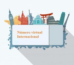 International virtual number