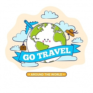 go travel around the world