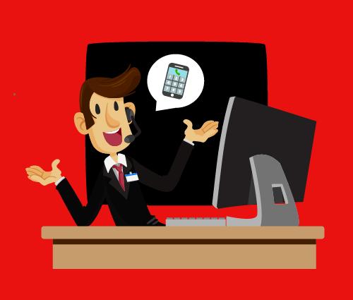 call center service
