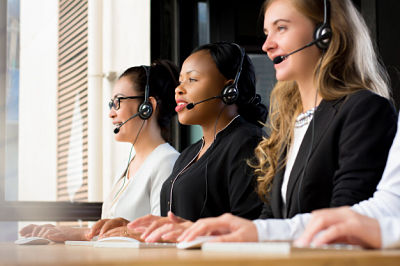 working-call-center