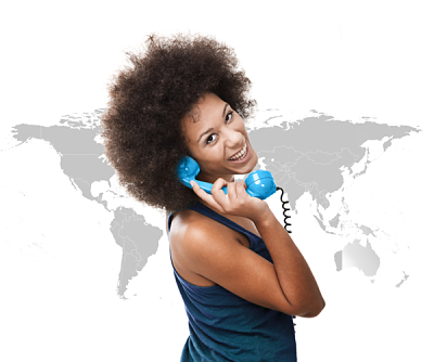 how to call abroad