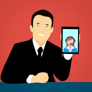 Online call center software