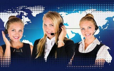 A Worldwide Contact Center, Available from Anywhere