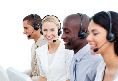 call center features