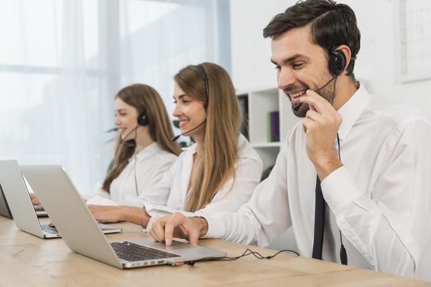 hire a call center