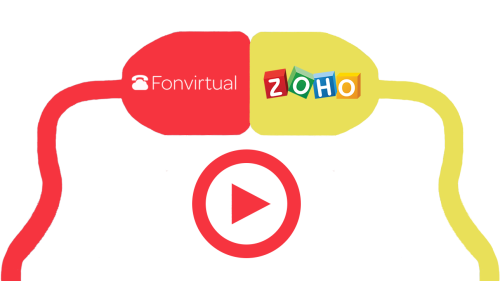 CTI integration with Zoho