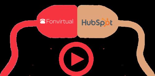 crm cti hubspot integration video