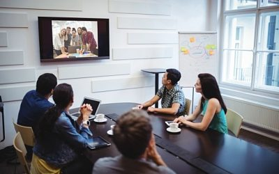 Video calling and video conferencing in the cloud