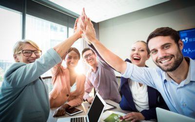 Le travail en équipe dans la société