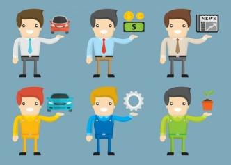 changements dans le monde entrepreneurial