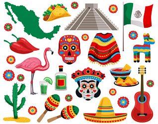 Numéro virtuel du Mexique
