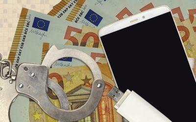 Les vols de téléphones mobiles en France