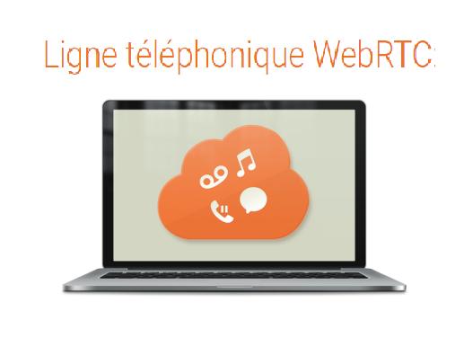 Sans avoir besoin d une ligne analogique, en utilisant internet pour  réaliser la communication. 17174772bd40