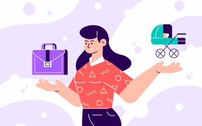 Mère et entrepreneuse : le standard virtuel, la solution au dilemme des mamans