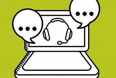 Connecté à tout moment avec votre call center en ligne