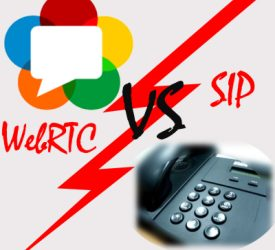 WebRTC vs SIP: Quelle est la différence?