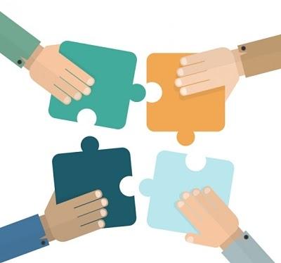 Colaboración entre departamentos