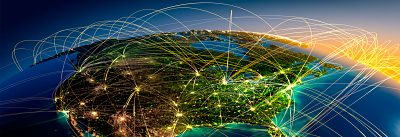 Appeler à l'étranger avec un numéro virtuel international