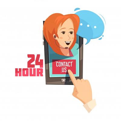 Click to speak-Contactez nous