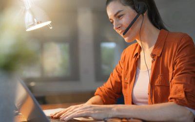 Un call center bien adapté pour les appels en anglais