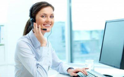 Facilitez la gestion de votre service client grâce au centre d'appels