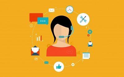 Evolution de la réception des appels call center