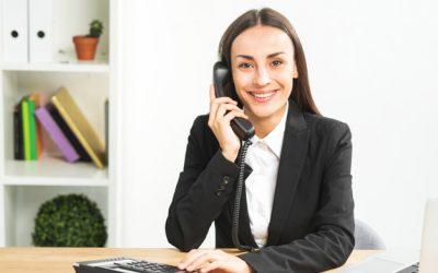Votre téléphonie d'entreprise, plus performante grâce à standard virtuel.