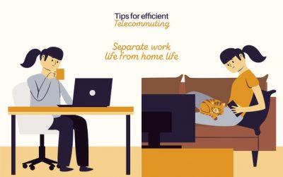 Apprenez à séparer votre vie professionnelle de votre vie personnelle