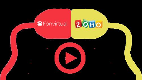 Intégration CTI avec Zoho